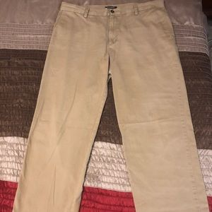 Dockers 38 x 36 khaki pants
